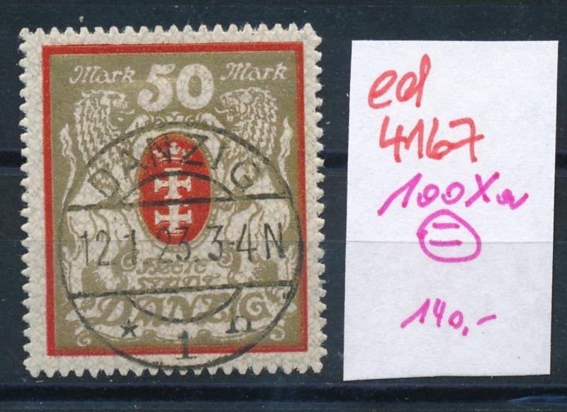 Danzig Nr. 100 aX   (ed4167  ) siehe scan
