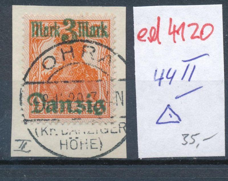 Danzig Nr. 44 II    (ed4120  ) siehe scan