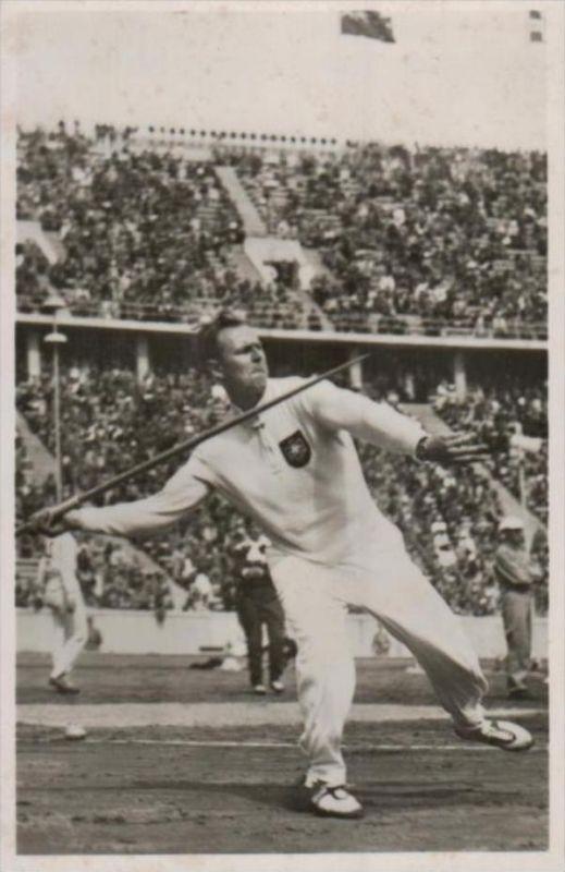 Thema /Olympiade 1936  - alte Karte  .. ( k9462  ) siehe scan