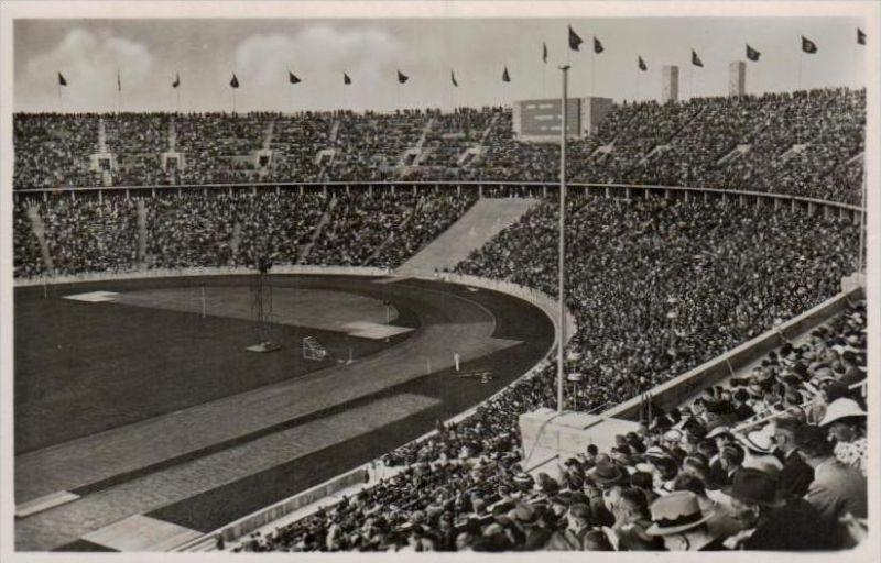 Thema /Olympiade 1936  - alte Karte  .. ( k9464  ) siehe scan