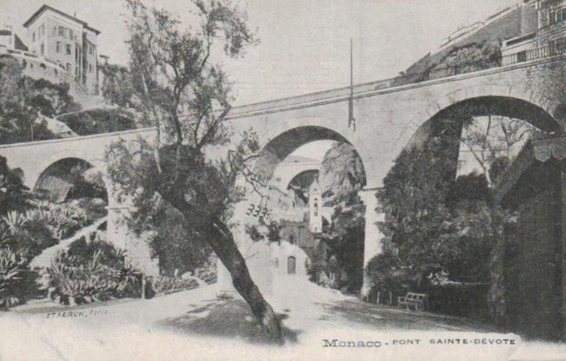 Monaco ...-alte Karte     (ka9611  ) siehe scan