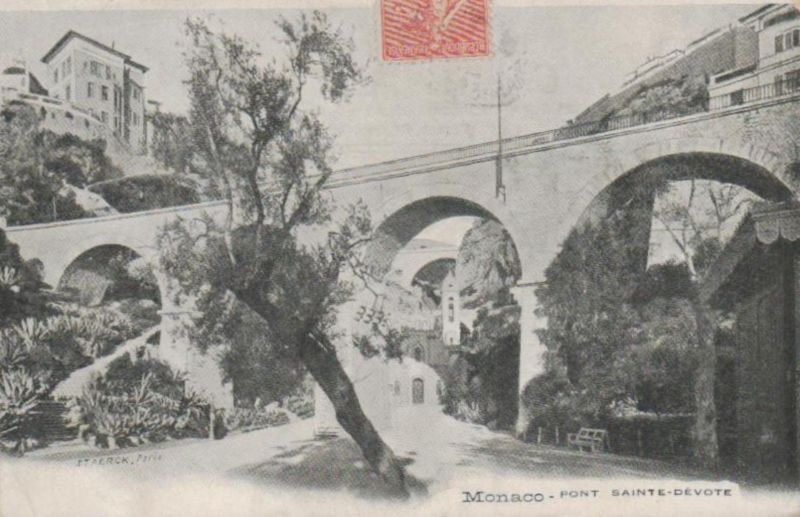 Monaco ...-alte Karte     (ka9613  ) siehe scan
