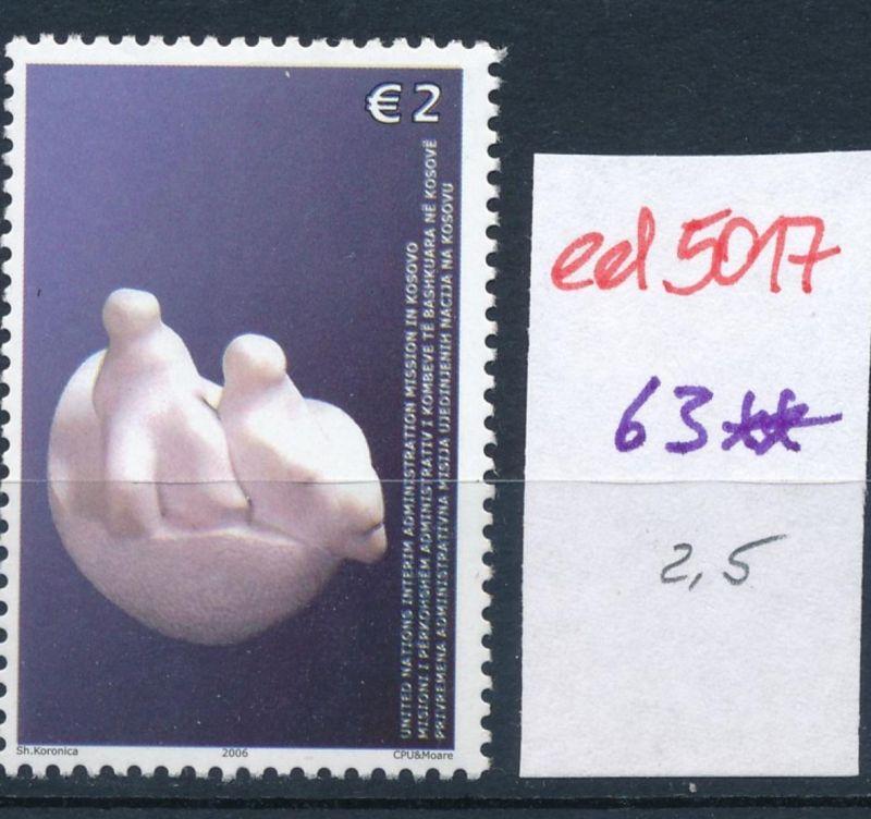 Kosovo  Nr. 63  **    (ed5017  ) siehe scan