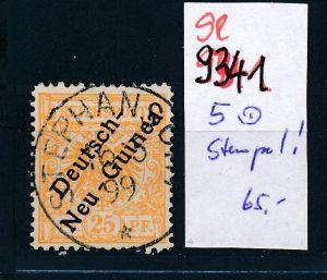 N.-Guinea Nr.  5  o  (se9341 ) siehe Bild