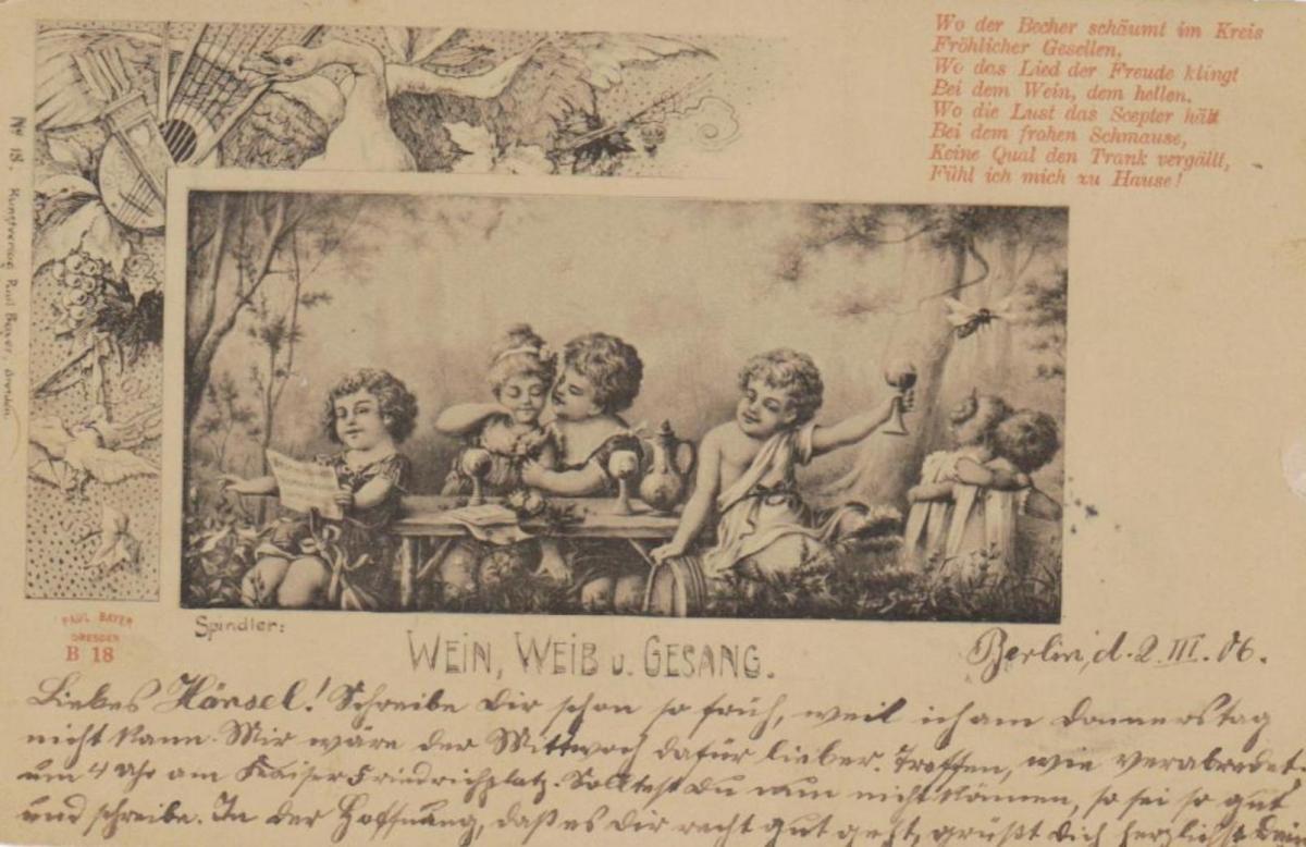 Motiv Kinder    ...-alte Karte    (ke1447   ) siehe scan