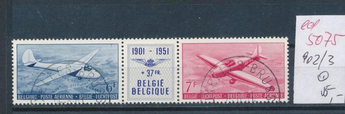 Belgien  Nr.  902-3  o  (ed5075  ) siehe scan