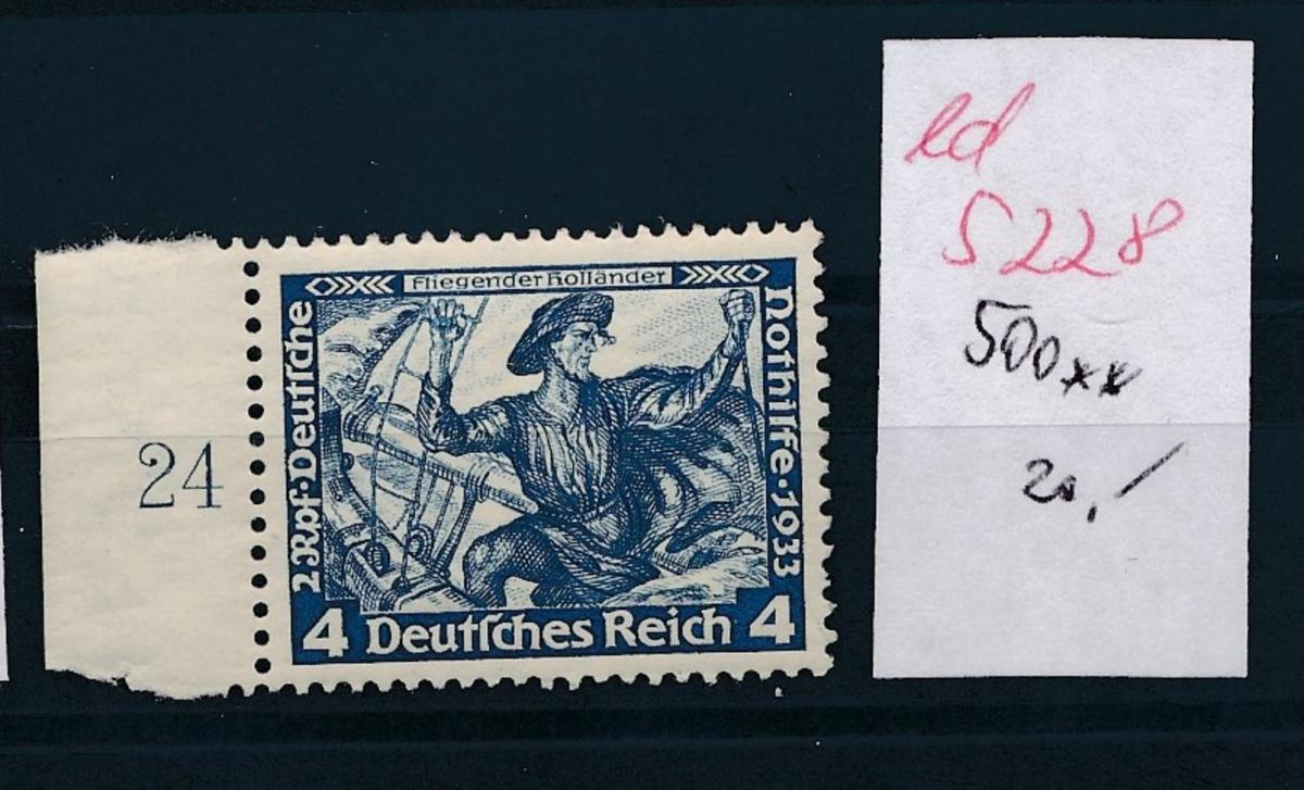D.-Reich Nr.  500   **   (ed5228  ) siehe scan