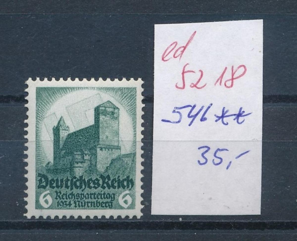 D.-Reich Nr.  546  **   (ed5218  ) siehe scan