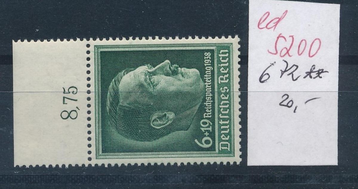 D.-Reich Nr.  672  **   (ed5200  ) siehe scan