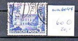 Berlin Nr. 60   o  (aa6049  )siehe scan
