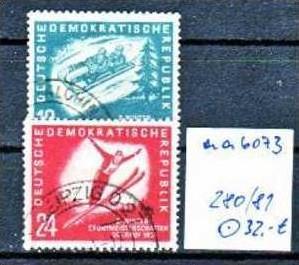 DDR  Nr. 280-3   o ( aa6073 ) siehe scan !!