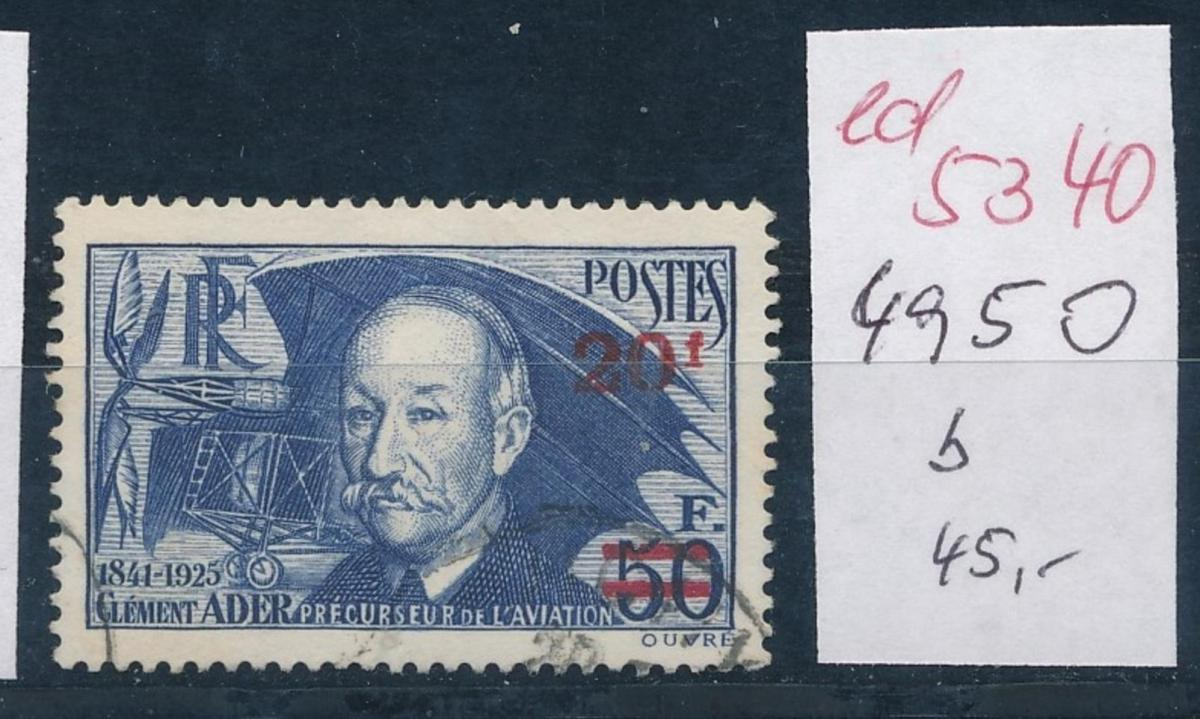 Frankreich Nr. 495 b   o    (ed5340   ) siehe scan