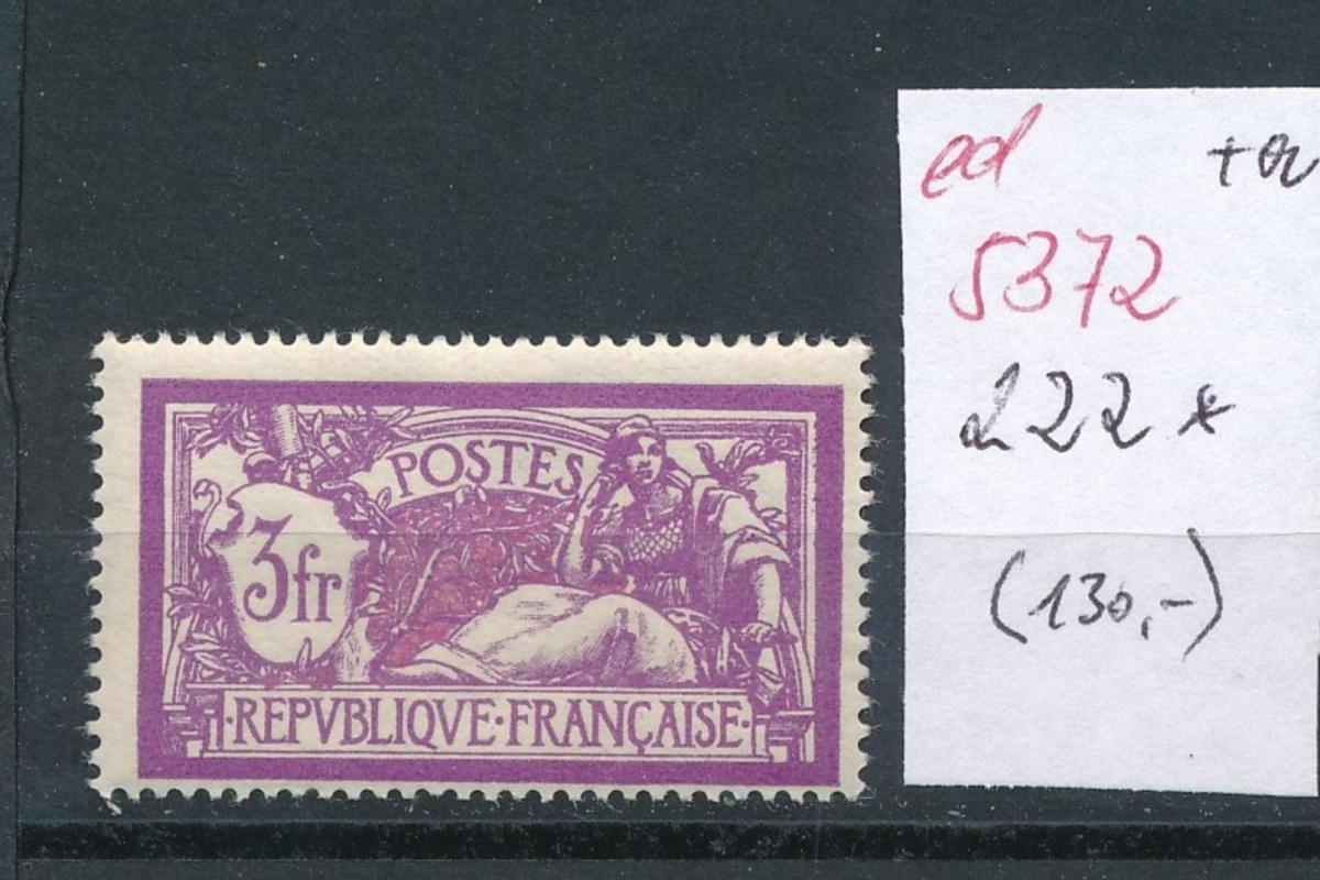 Frankreich Nr.  222   *  (ed5372  ) siehe scan
