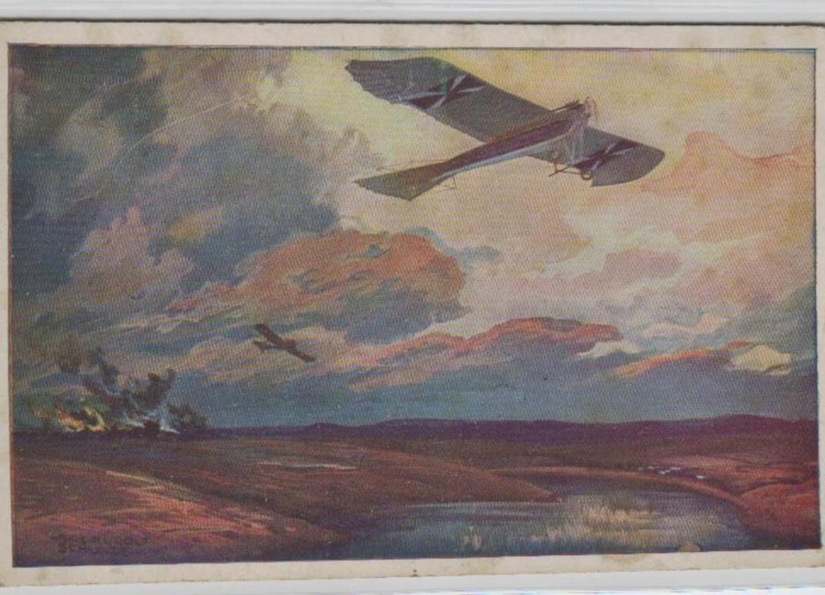 Motiv Flug  .....alte Karte   (ke3405   ) siehe scan