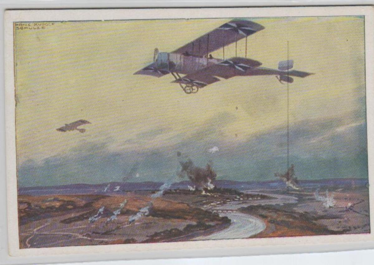 Motiv Flug  .....alte Karte   (ke3407   ) siehe scan