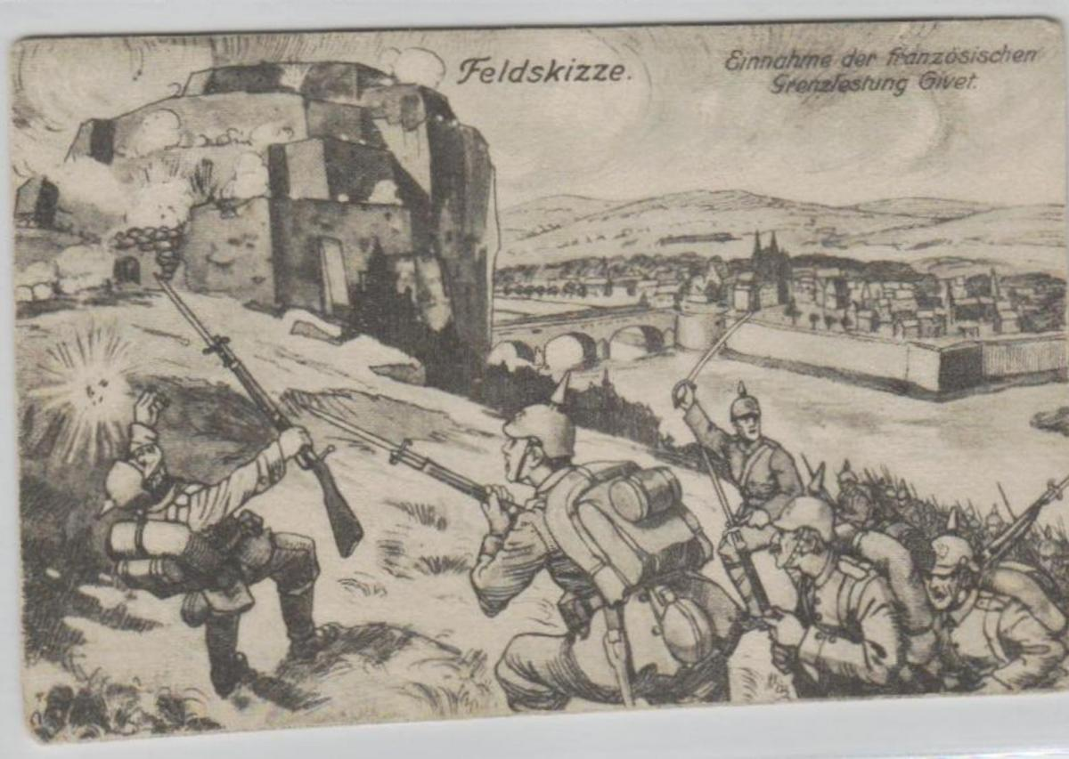 Motiv Militär .....alte Karte   (ke2525    ) siehe scan