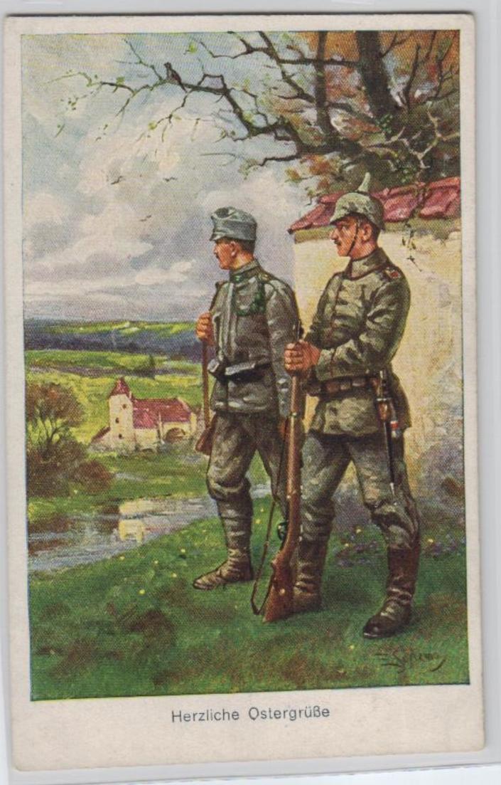 Motiv Militär .....alte Karte   (ke3381   ) siehe scan