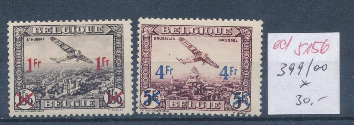 Belgien Nr. 399-00 *    (ed5156 ) siehe scan