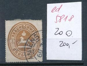 Braunschweig   Nr.20    (ed5818  ) siehe scan