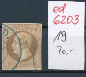 Hannover Nr. 19    o  (ed6203  ) siehe scan