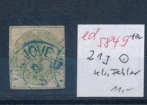 Hannover Nr. 21y kleiner Fehler   (ed5849  ) siehe scan