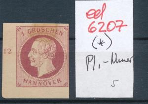 Hannover Nr. Randnummer   (ed6207  ) siehe scan
