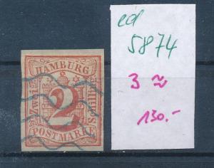 Hamburg Nr.3    (ed5874 ) siehe scan