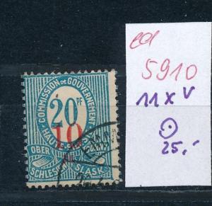 Oberschlesien-11 XV    o..  (ed5910  ) siehe scan