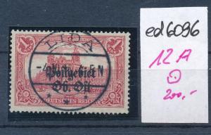 Postgebiet OB-Ost  12a   o (ed6096  ) siehe scan