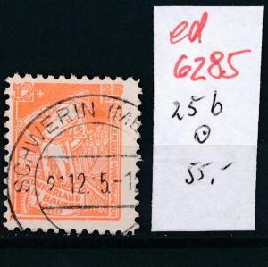 SBZ Nr.   25 b   o  (ed6285  ) siehe scan