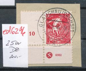 SBZ Nr.   25a  DZ  o  (ed6296  ) siehe scan