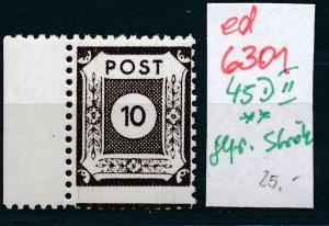 SBZ Nr.   45 D II    ** ! (ed6301  ) siehe scan