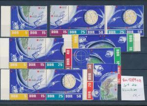 DDR  Lot Kombies Kosmos I  **  (zu1289  ) siehe scan