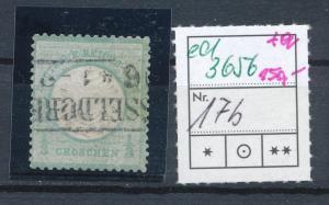 D.-Reich Nr. 17b o   (ed3656  ) siehe scan
