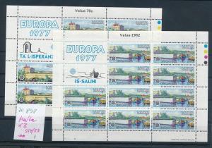 Malta CEPT-KB 1977  **     (zu898   ) siehe scan