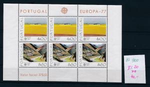 Portugal CEPT- Bl. 1977  **     (zu900   ) siehe scan