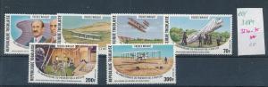 Togo Nr. 1270-75  **   (ed3881  ) siehe scan