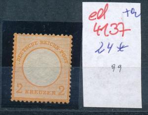 D.-Reich Nr. 24 *    (ed4137  ) siehe scan