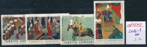 Türkei Nr. 2086-9    **  (ed 5052  ) siehe scan