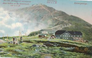 Schneekoppe   ...-alte Karte    (ke919   ) siehe scan