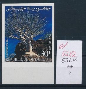 Djibouti Nr. 536 U **     (ed5282  ) siehe scan