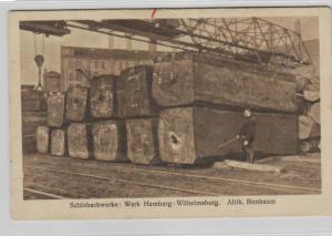 Hamburg   .....alte  Karte    (ke1735   ) siehe scan