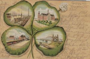 Harburg  .....alte Litho Karte    (ke1937   ) siehe scan