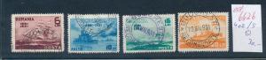 Rumänien  Nr. 402-5 o  (ed6626  ) siehe scan