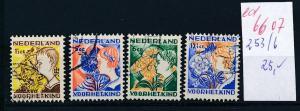 NL. Nr. 253-6  o  (ed6607  ) siehe scan
