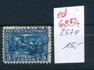 USA  Nr.  257  o    ...   (ed6854  ) siehe scan