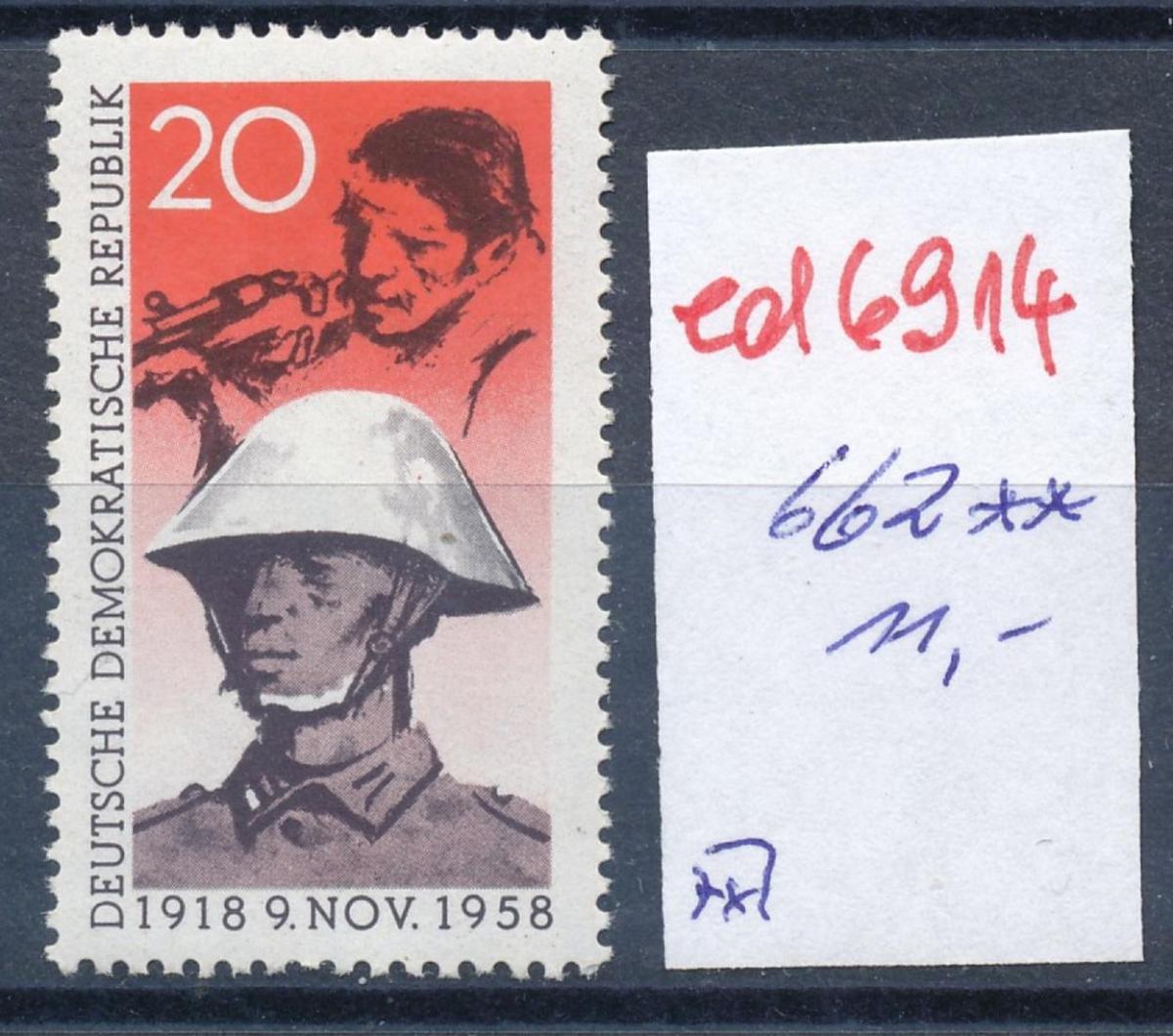 DDR  Nr. 662