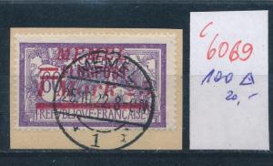 Memel Nr. 100  o    (c  6069 ) -siehe Bild