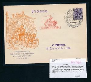 DDR  PP-Ganzsache-Umschlag o    ( oo3977  ) siehe scan !