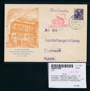DDR  PP-Ganzsache-Umschlag o    ( oo3976  ) siehe scan !